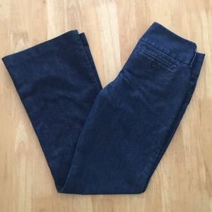 Express Editor Trouser Style Jeans - Size 2